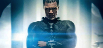 General Zod Man of Steel Movie Poster
