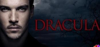 Jonathan Rhys Meyers Dracula NBC Logo
