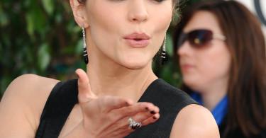 Katharine McPhee Golden Globes 2013