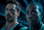 Robert Downey Jr Don Cheadle Iron Man 3