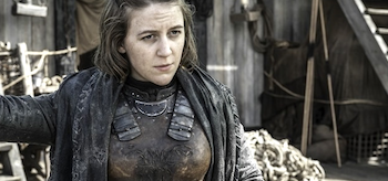 Gemma Whelen Game of Thrones Mhysa