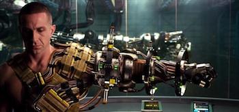 Jaegar Testing Pacific Rim