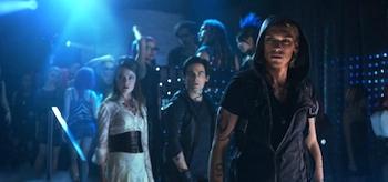 Jaime Campbell Bowe The Mortal Instruments City of Bones