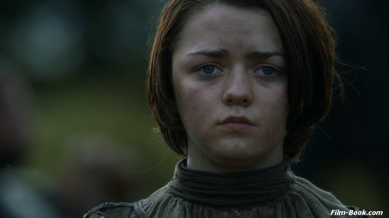 Maisie williams thrones speaking