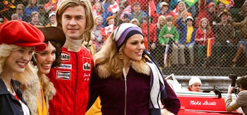 Chris Hemsworth Daniel Brühl Rush