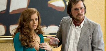 Christian Bale Amy Adams American Hustle