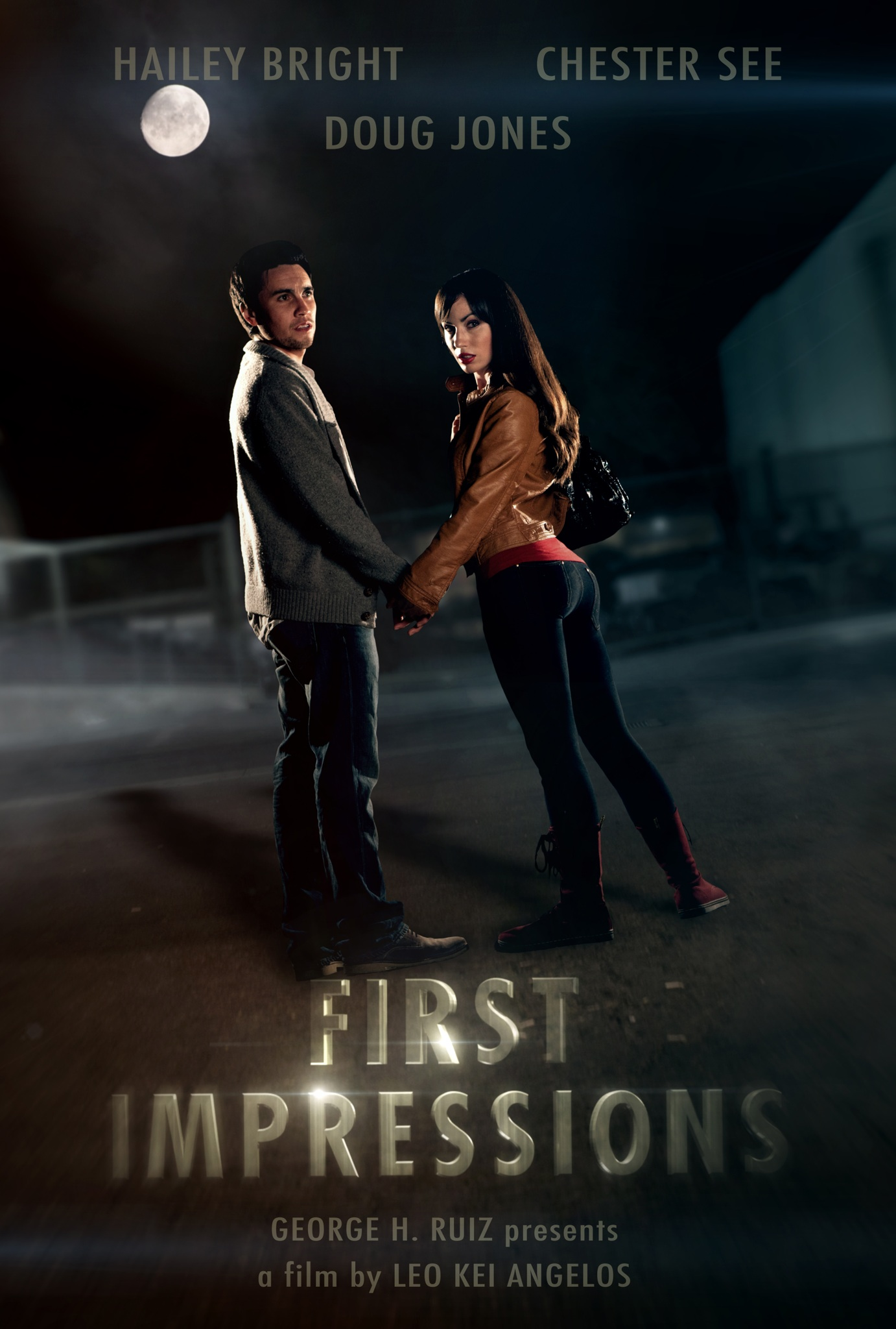 First Impressions Short Film Poster