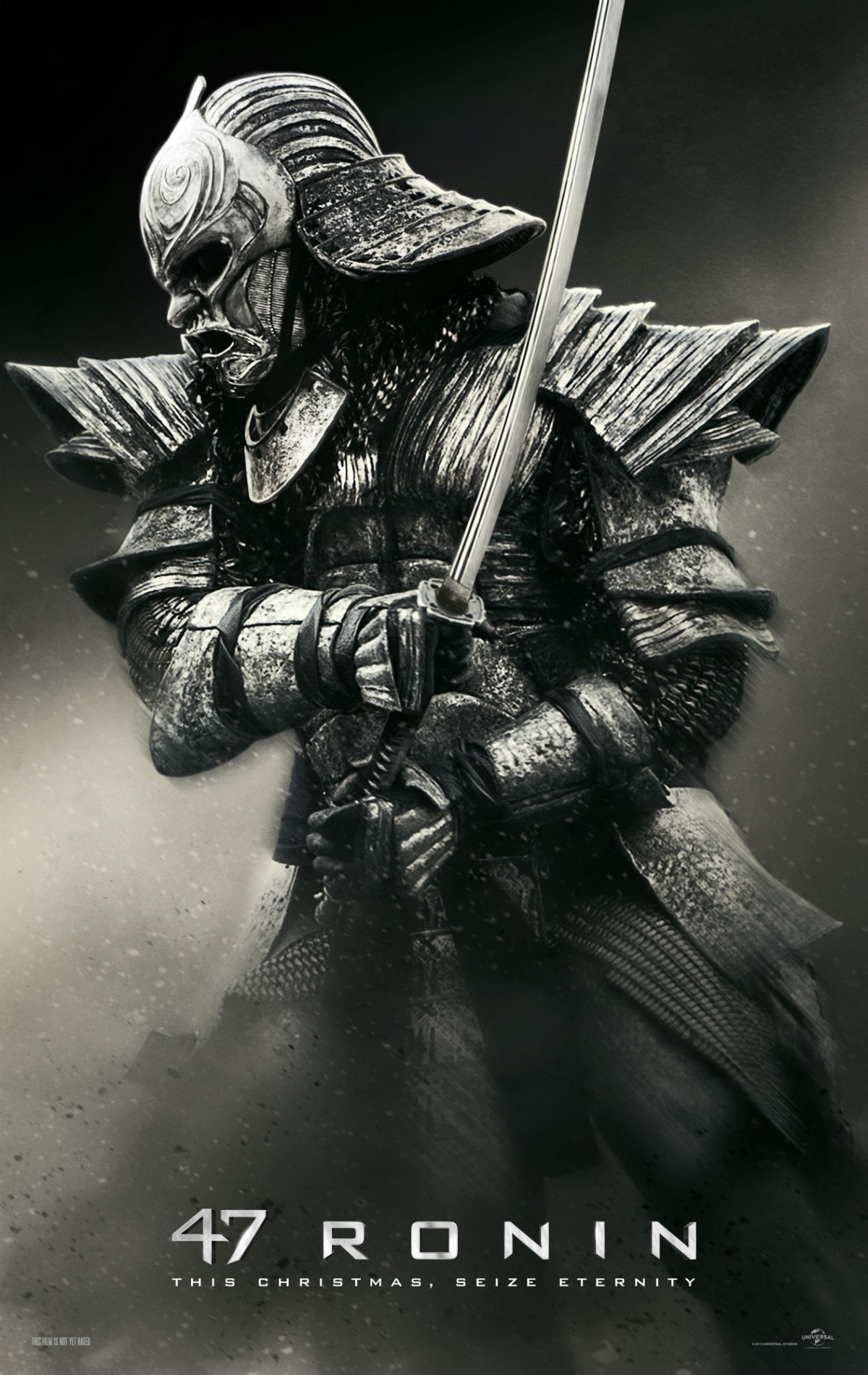 47 ronin 2013 4 character posters to carl rinsch keanu
