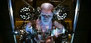 Jamie Foxx Electro Machine The Amazing Spiderman 2