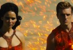 Jennifer Lawrence Josh Hutcherson The Hunger Games Catching Fire