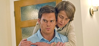 Michael C. Hall Charlotte Rampling Dexter Every Silver Lining