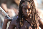 Danai Gurira The Walking Dead Season 3