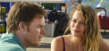Michael C Hall Bethany Joy Dexter A Little Reflection