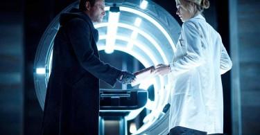 Aaron Eckhart Yvonne Strahovski I Frankenstein