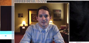 Elijah Wood Open Windows