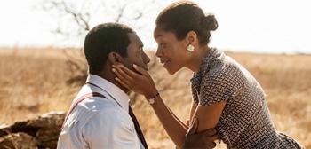 Idris Elba Naomie Harris Mandela