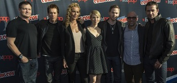 The Following NYCC