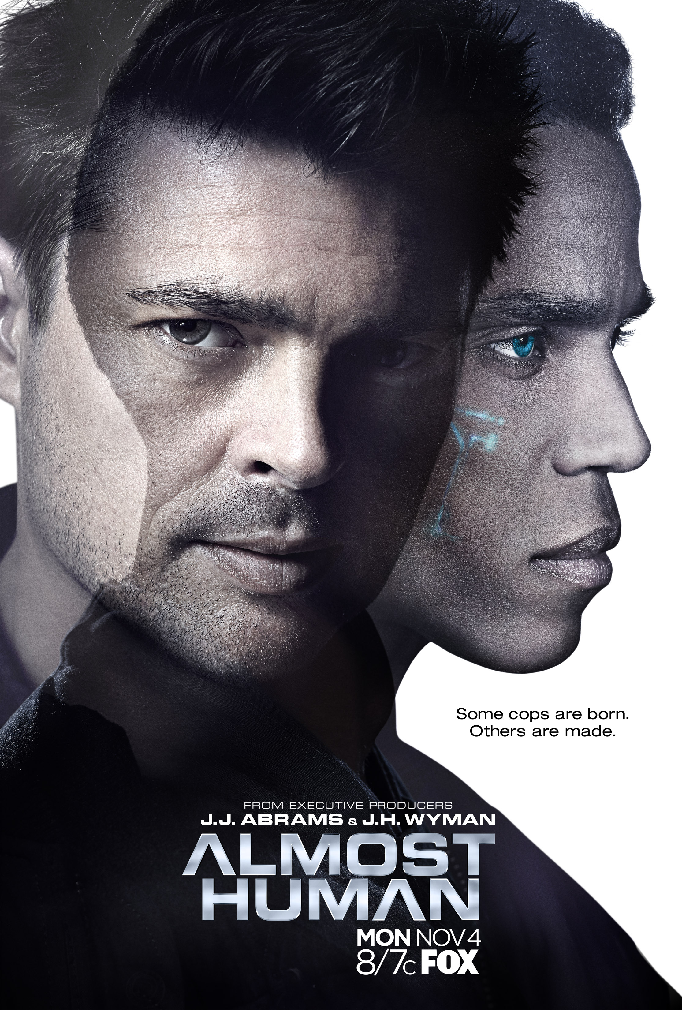 ALMOST HUMAN (2013) TV Show Trailer 2, TV Spots, Poster ...