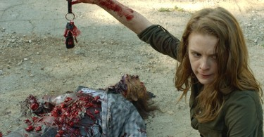 Ashley Bell The Walking Dead The Oath