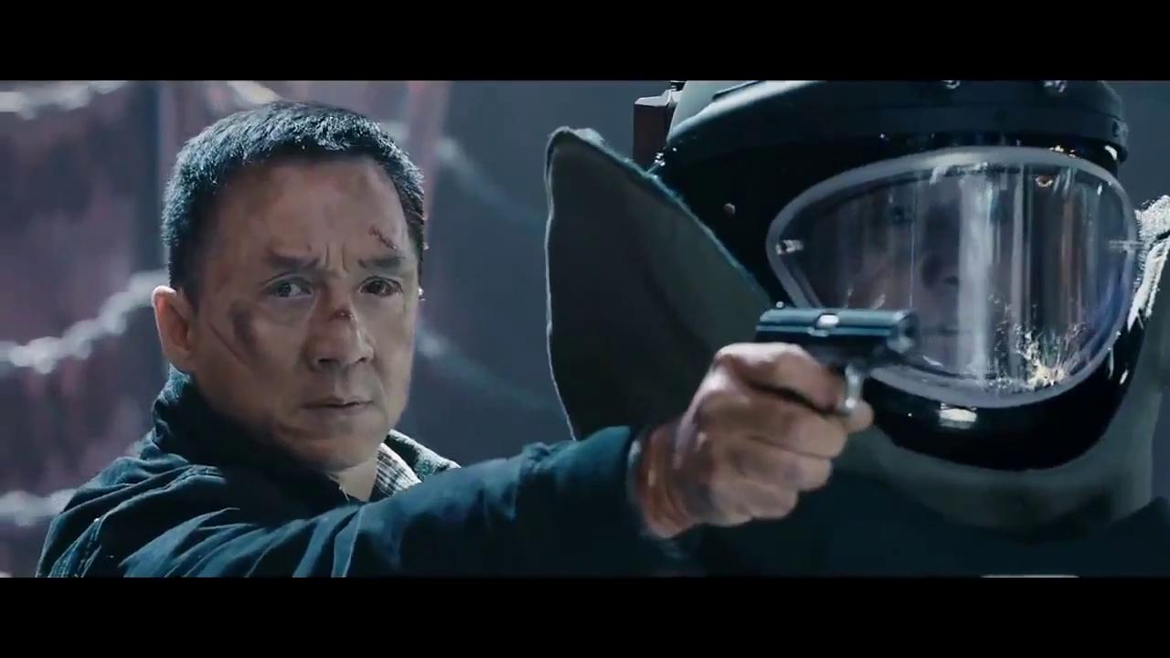 Jackie Chan Police 2013