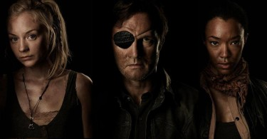 The Walking Dead Season 4 TV Show Posters