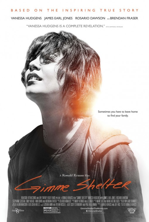 Gimme Shelter movie poster