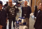 Lee Towersey Oliver Steeples JJ Abrams Kathleen Kennedy R2-D2 Star Wars Episode 7