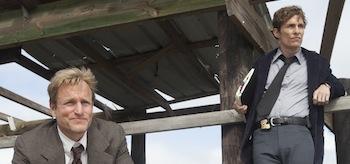 Matthew McConaughey Woody Harrelson True Detective