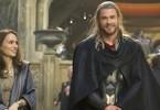 Natalie Portman Chris Hemsworth Thor The Dark World