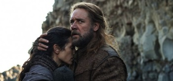 Russell Crowe Jennifer Connelly Noah