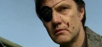 David Morissey The Walking Dead Too Far Gone