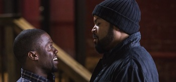 Ice Cube Kevin Hart Ride Along
