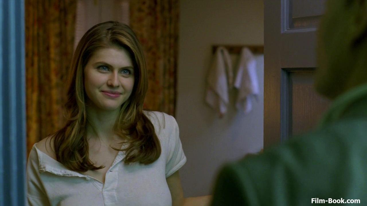Alexandra Daddario Smiling True Detective Seeing Things