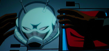 Ant-Man Avengers: Earth's Mightiest Heroes