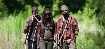 Danai Gurira The Walking Dead After