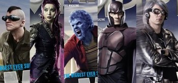 X-Men: Days of Future Past Empire variant covers