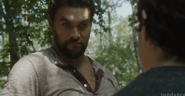 Jason Momoa The Red Road