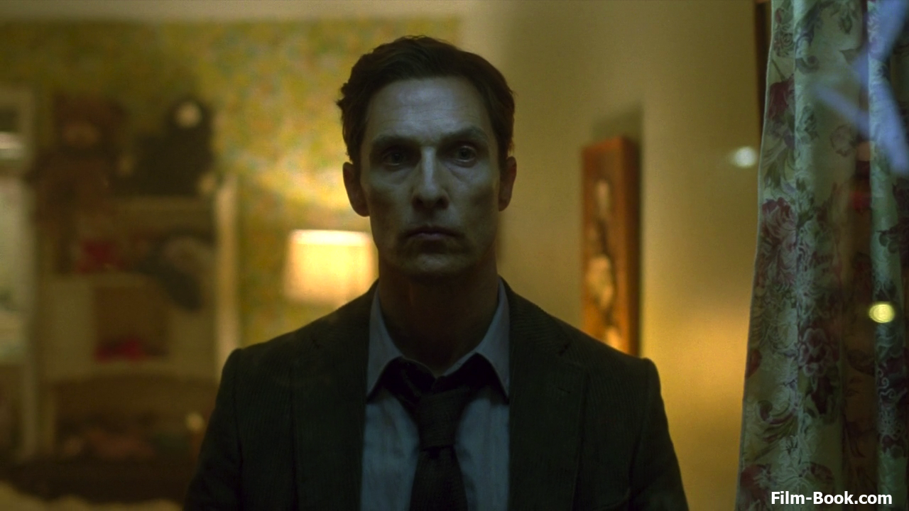 Matthew Mcconaughey True Detective Gif Recomendacin de serie  trueTrue Detective Matthew Mcconaughey Gif