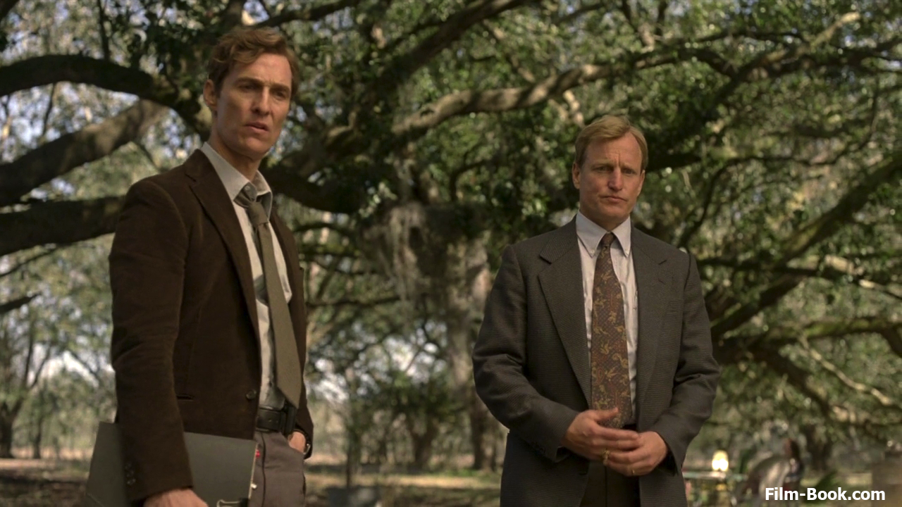 Matthew McConaughey Woody Harrelson True Detective Seeing Things