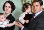 Michelle Dockery Allen Leech Downton Abbey Season 4