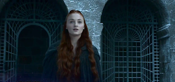 Sophie Turner Game of Thrones Season 4