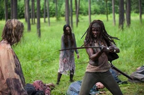 Danai Gurira The Walking Dead After