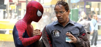 Jamie Foxx The Amazing Spider-Man 2