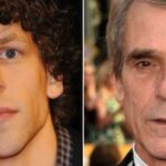 MAN OF STEEL 2 (2016): Jesse Eisenberg is Lex, Jeremy Irons is Alfred