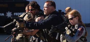 Joe Manganiello Arnold Schwarzenegger Mireille Enos Sabotage