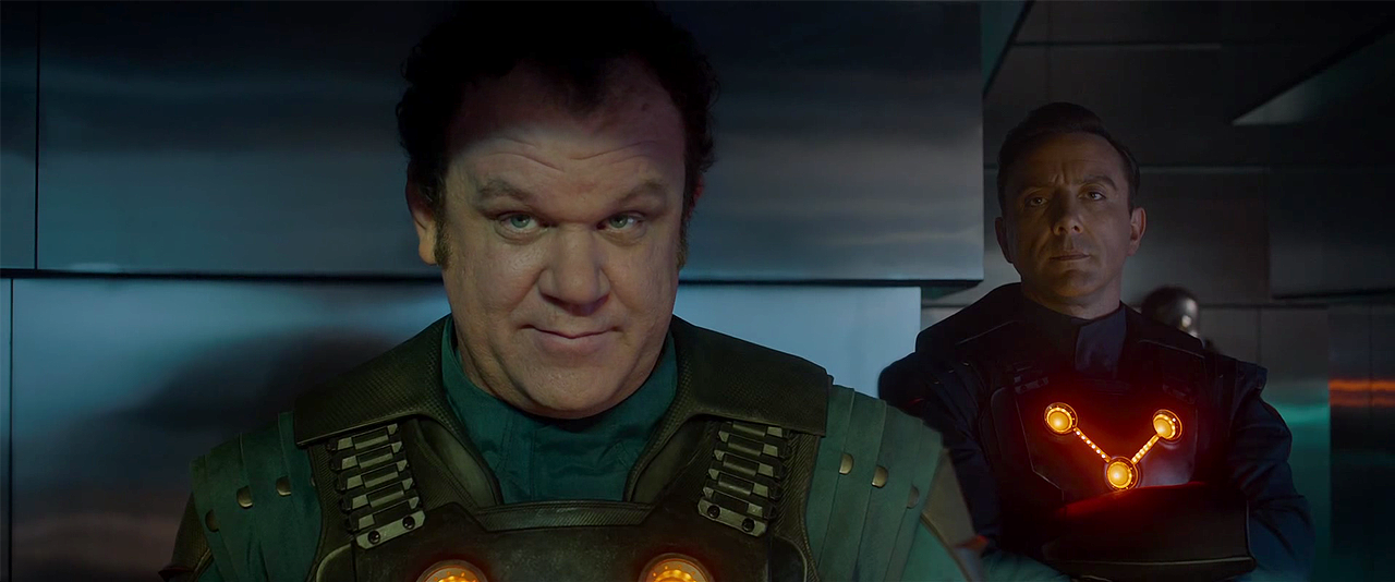 John C. Reilly Guardians Of The Galaxy
