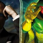 THE AVENGERS: AGE OF ULTRON (2015): Paul Bettany cast as Vision