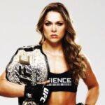 ENTOURAGE & ATHENA PROJECT: UFC Fighter Ronda Rousey cast in Two Films