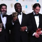 British Academy Film Awards 2014: Winners: 12 YEARS A SLAVE, GRAVITY