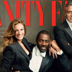 Vanity Fair Magazine's 2014 Hollywood Cover: Ejiofor, Clooney, & More